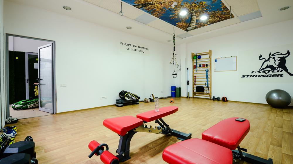 schimb în sala de gimnastică în varicoză)